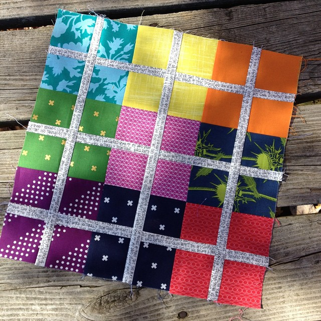 Between the lines block for #dgs #havendgs November