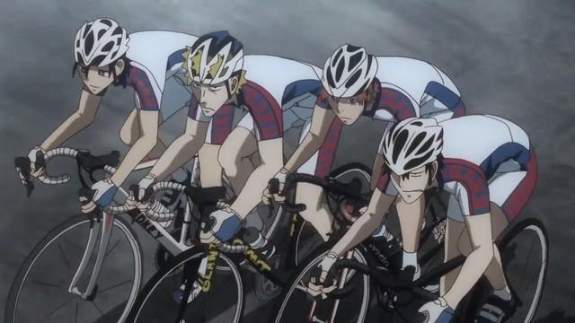 Yowamushi Pedal ep 35 - image 14