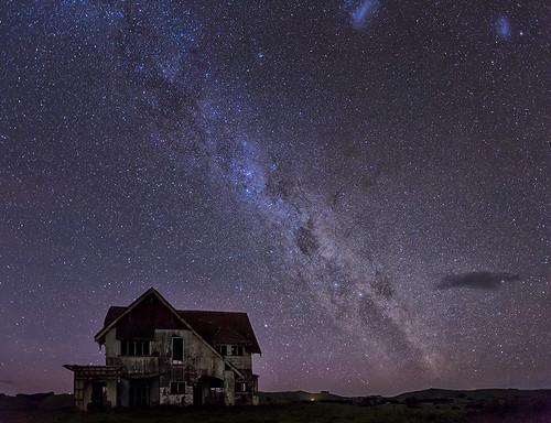 night nightsky wairarapa astrophotograpy ahiaruhe