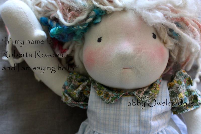 Roberta Rosewater
