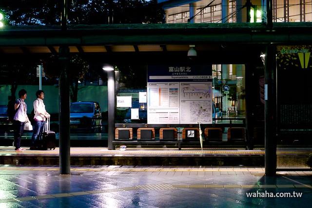 富山ライトレール富山駅北