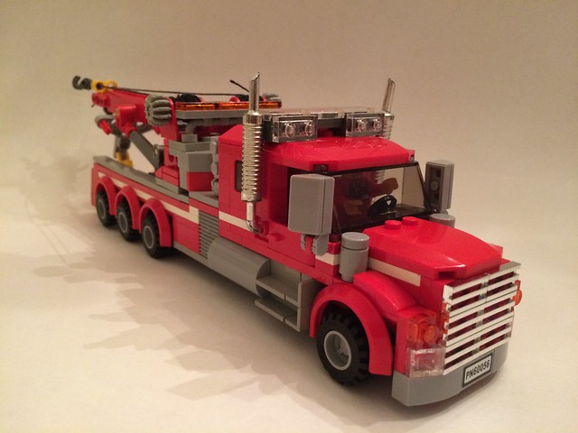 moc heavy duty tow truck jamie davis heavy rescue rotator. Black Bedroom Furniture Sets. Home Design Ideas