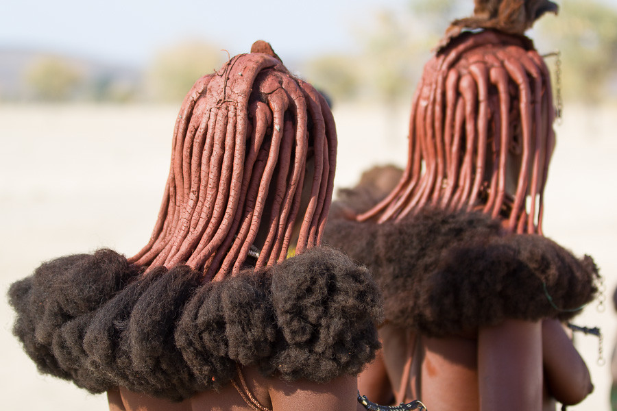 Himba Hair Style