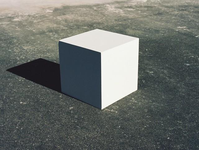 Mary Gaudin Cube.