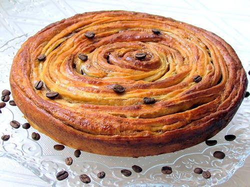 Yeast Coffee Cake