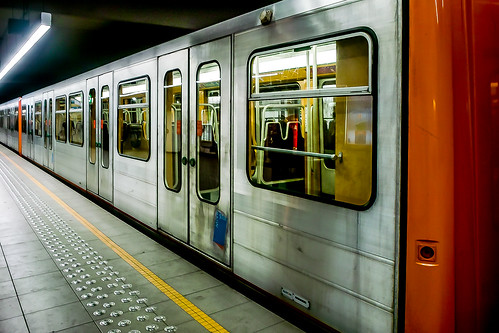 Brussels Metro System Ref-118 | by infomatique