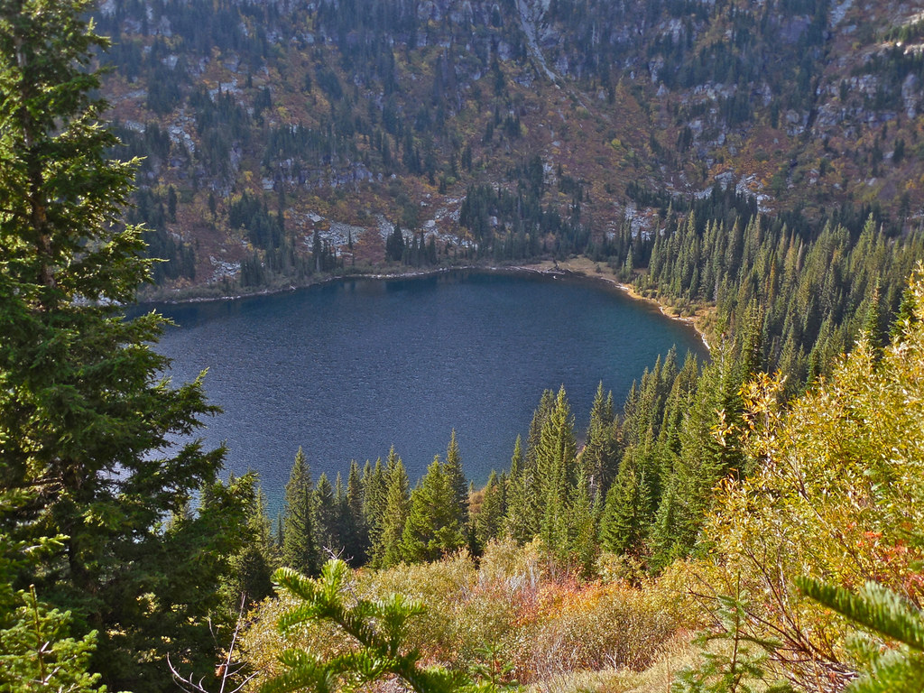 Lower Geiger Lake