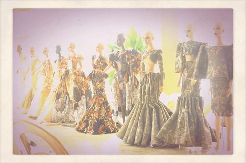Santita: Cho:lo Doll Couture FW14