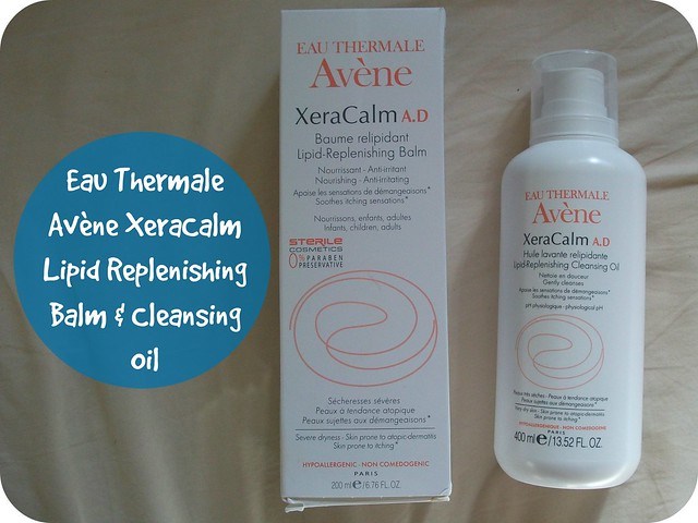 Eau Thermale Avène XeraCalm Review