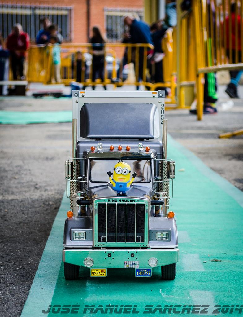 1ª Concentración de Camiones y Maquinaría RC en la Robla - Página 2 15339503650_1cceedae7f_b