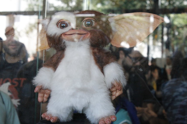 gimzo auditori #sitgesfestival #gremlins