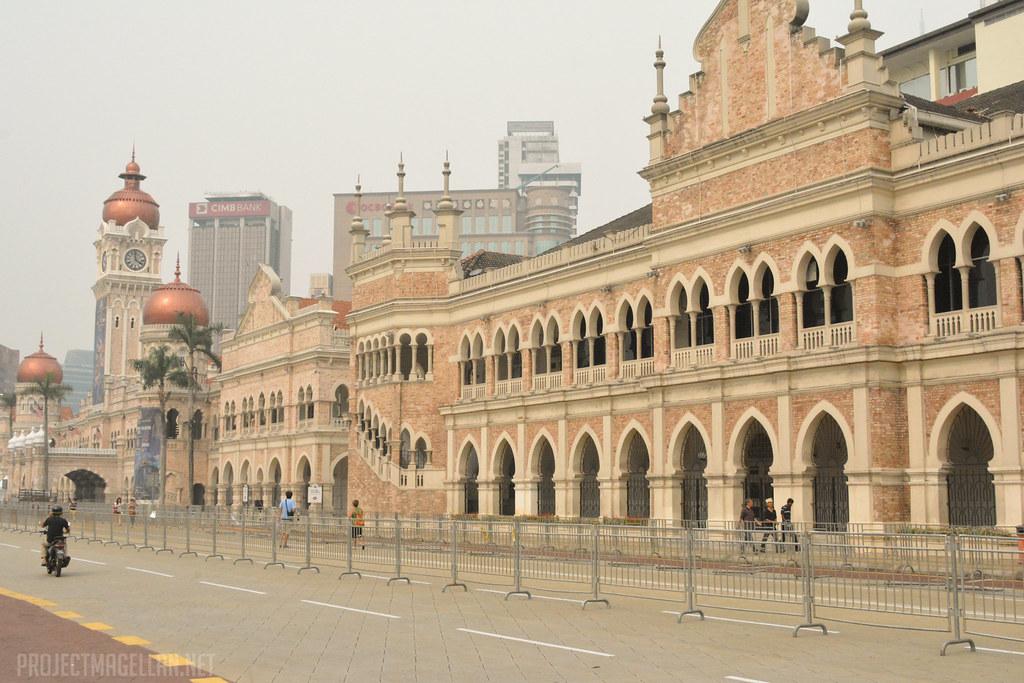 Dataran Merdeka, Merdeka Square, Kuala Lumpur, Malaysia