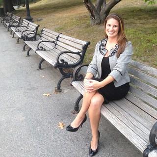 Johanna Silverio '07, MA '08, MBA '11