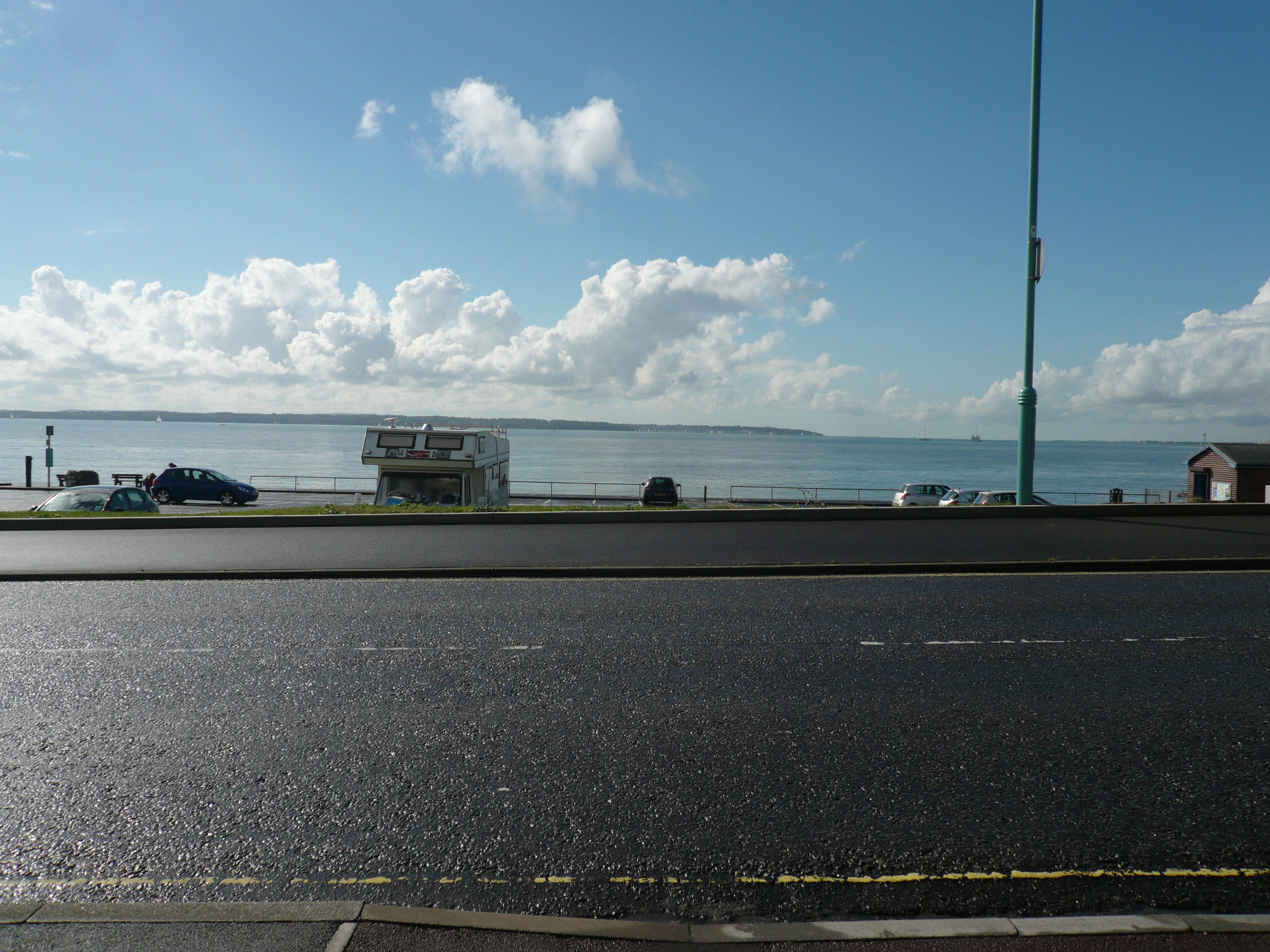 Lee on Solent seafront 1