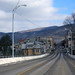Winter in Hinton, West Virginia