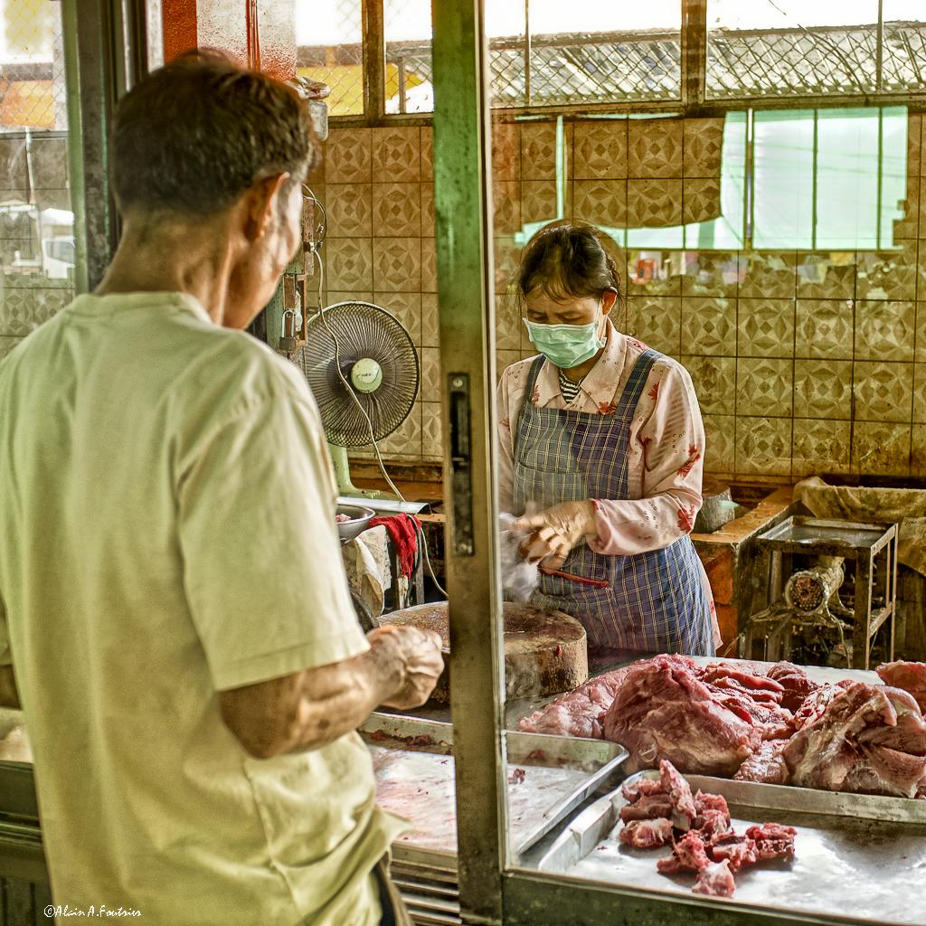 slaughter market