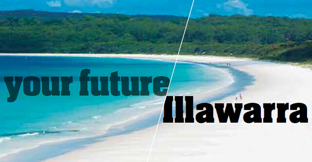 Tthe Draft Regional Growth Plan for the Illawarra has just been released