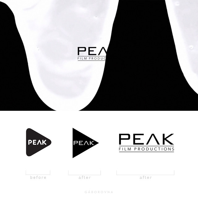 peak logo progress