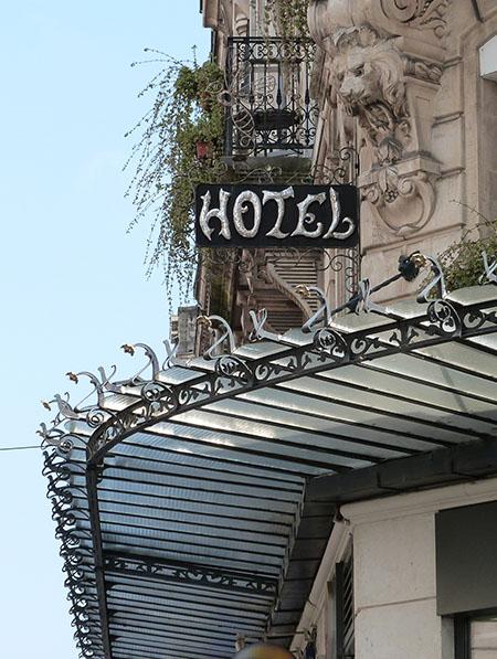 hôtel orléans
