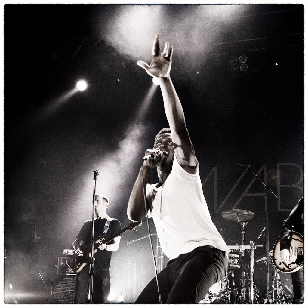 Kwabs @ Koko, London 17/10/14