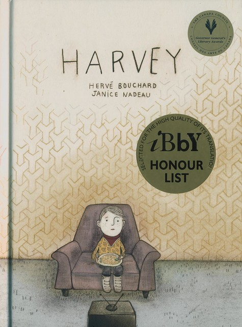 Harvey by Herve Bouchard and Janice Nadeau