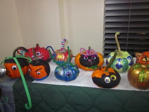 Pumpkin Painting (16)
