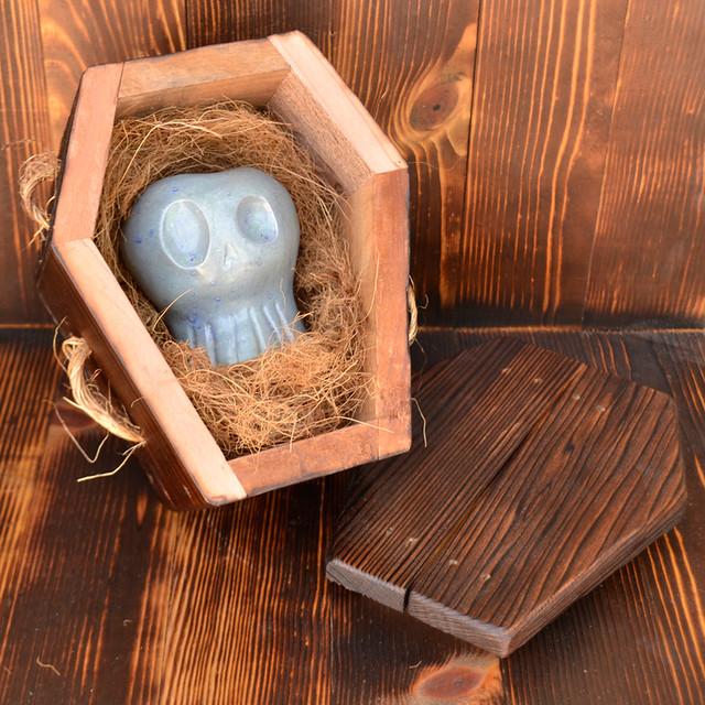 Taboo Island Skull Tiki Mug