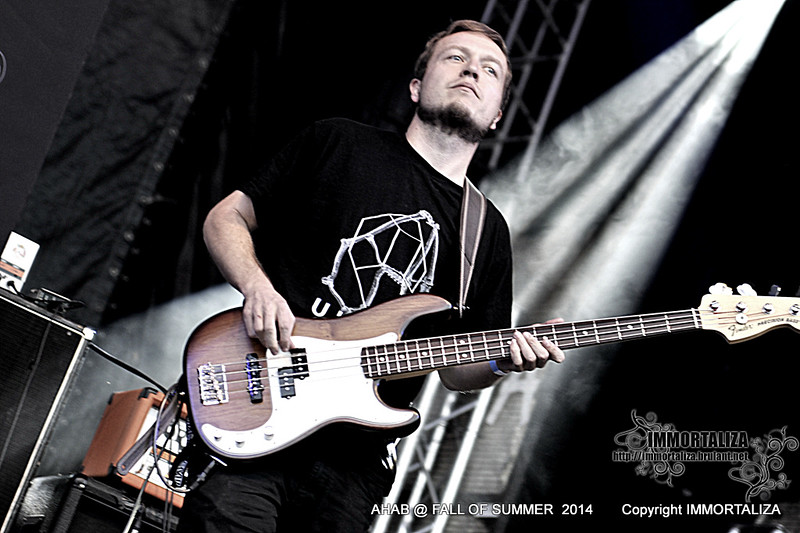 AHAB @ FALL OF SUMMER , Torcy France 5/6 septembre 2014  15405534777_19f0ac0ab6_c
