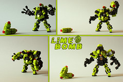 Lime Bomb