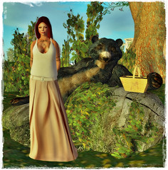 Hilly Haalan - GROUP GIFT - [hh] Bella Maxi Skirt & Top Outfit