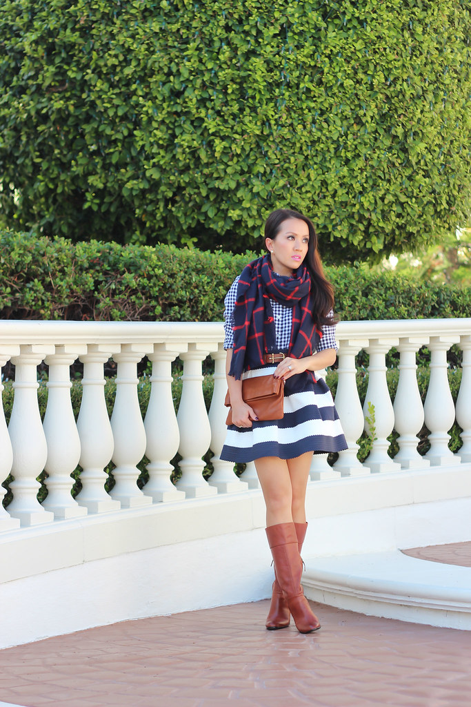 Nautical and Preppy Target Style