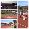 Peak hour at @unimelb's Rawlinson Track