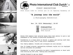 Vernissage Zurich PICZ