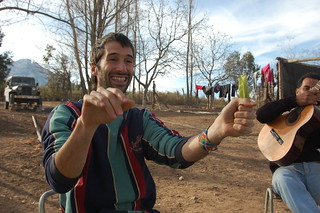 Horseback Riding, Relaxing, Wine, and Music Gaucho-Style in Mendoza, Argentina