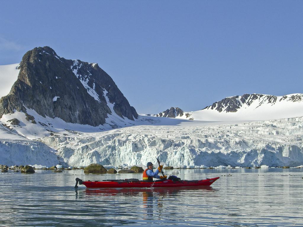 Aurora Expeditions celebrates Chloe McCardel's world record