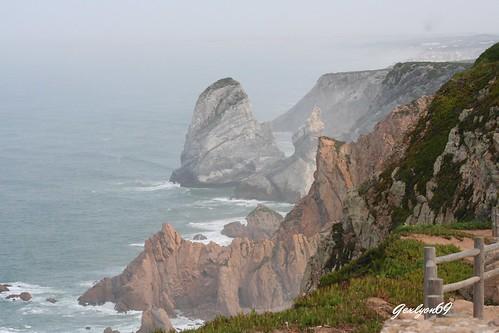 mer portugal landscape falaises greatphotographers infinitexposure côteocéanatlantique