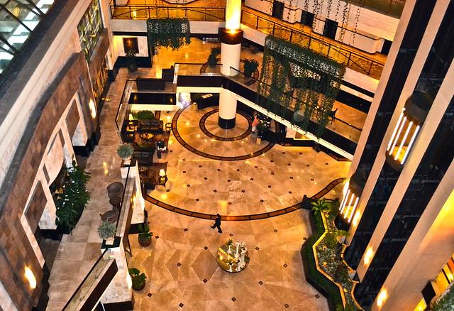 grand tikal futura hotel, Guatemala city