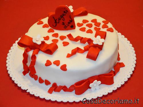 Torte - 15 - Torta San Valentino