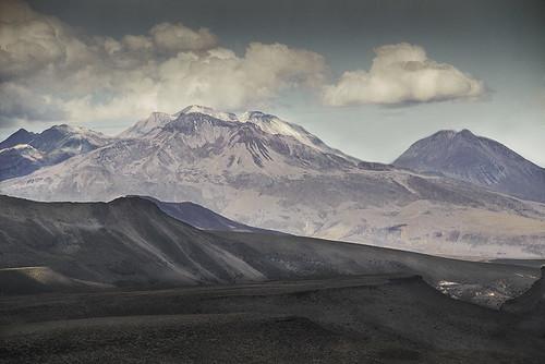 perú andes montañas