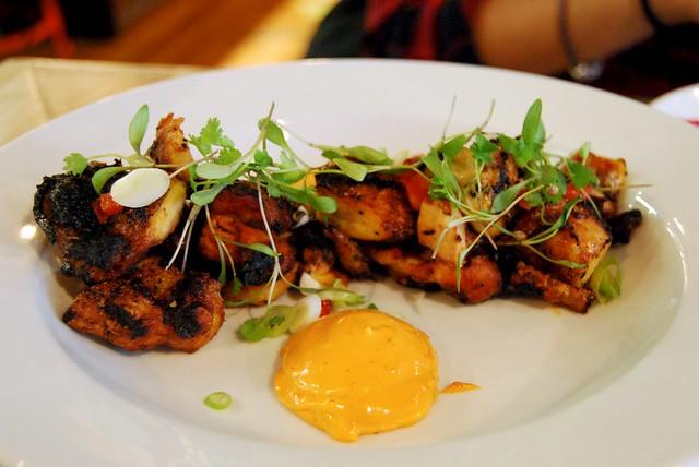 Super Chicken at Señor Ceviche, Soho