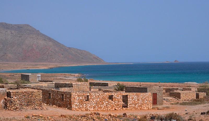 Settlement, Socotra Island