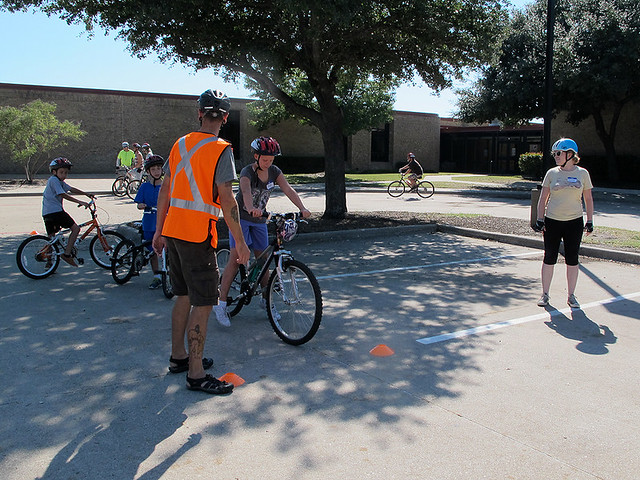 Bicycling 123 - Allen, TX - October 2014