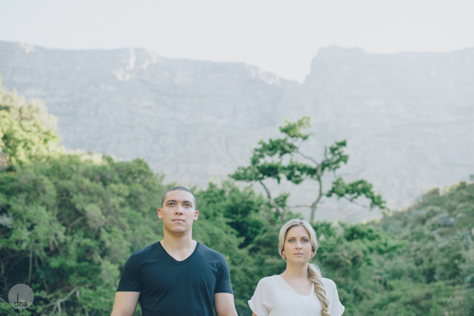 Sam and Mikhail engagement shoot Table Mountain Cape Town South Africa shot by dna photographers 45