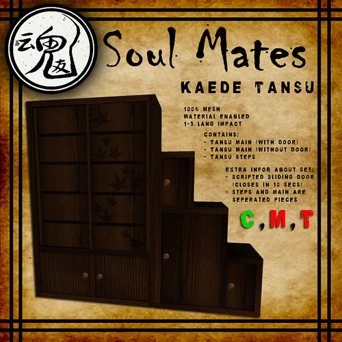 [Soul Mates] Kaede Tansu