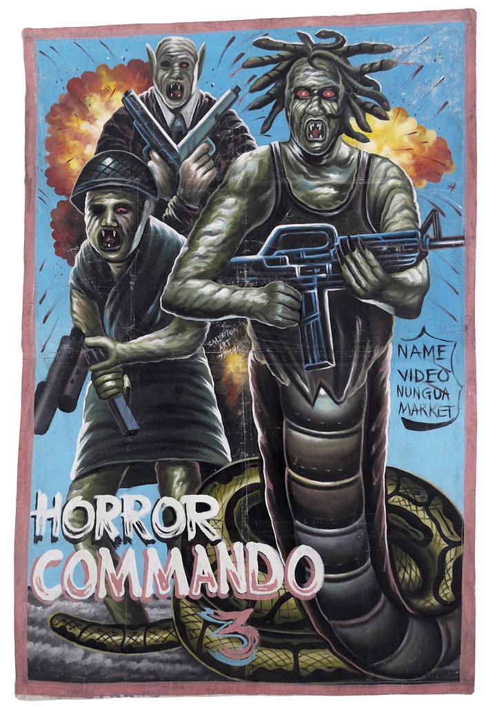 Horror Commando 3