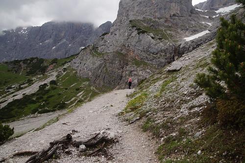 112 wandeling naar sudwandhutte