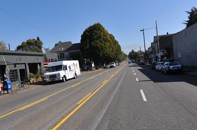 E Burnside lane redesign project-2
