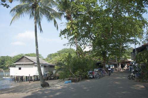 Ubin Town, Pulau Ubin next to the Ubin Jetty
