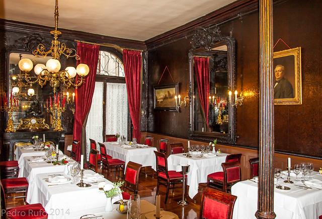 Restaurantes Centenarios de Madrid- Lhardy 2