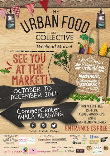 The Urban Food Collective in Alabang